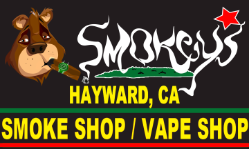 Smokey's Business Card